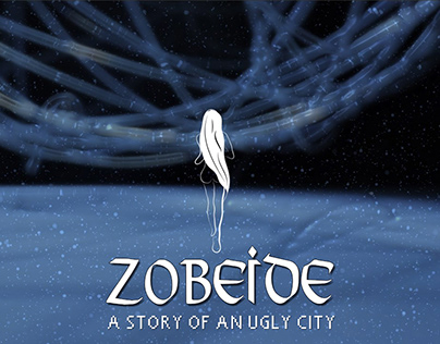 Zobeide - Invinsible Cities / Italo Calvino