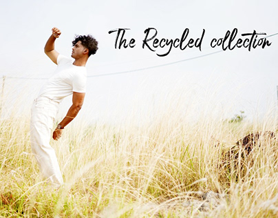 The Recycled Collection with Recovertex yarns