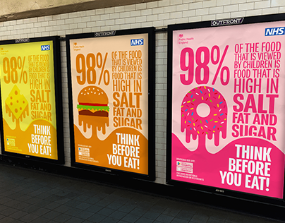 Obesity Awareness Campaign - NHS