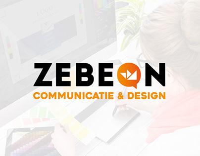 Redesign logo Zebeon