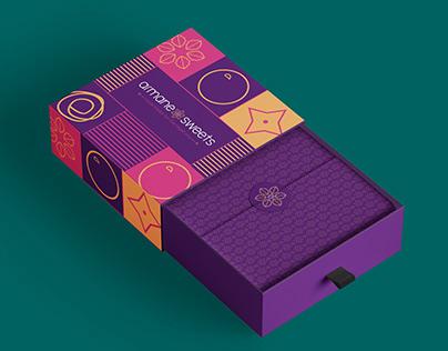 Armane Sweets Brand Identity