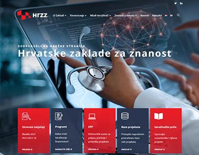 HRZZ - Hrvatska zaklada za znanost