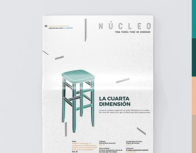 Núcleo | Editorial
