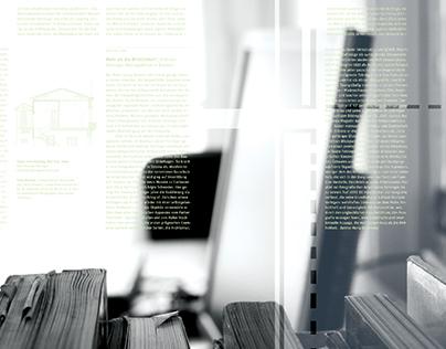 """Corporate Identity / """"Marda Nelly Architecture"""""""