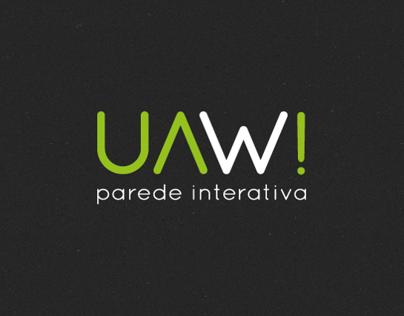 UAW - interactive wall