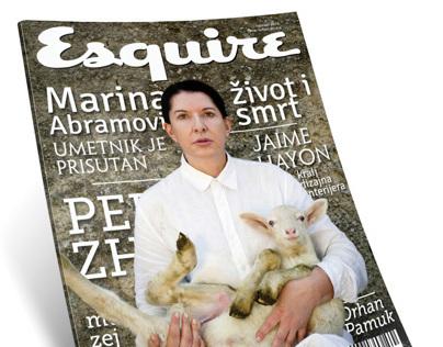 Esquire Magazine design