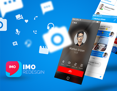 IMO Messenger Redesign