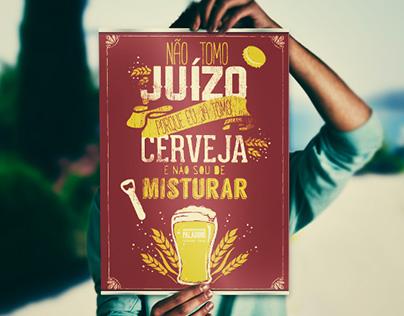 Cartaz Cerveja