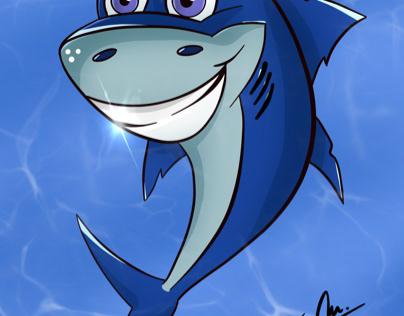 Shiny Shark :)