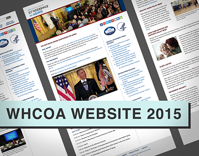 WHCoA Website
