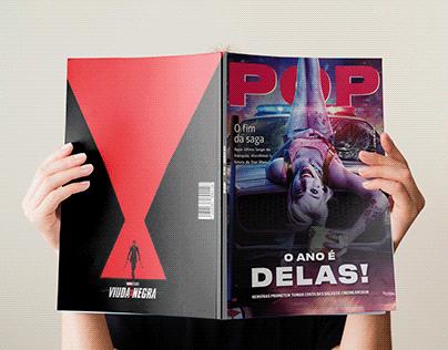 Projeto de Revista | Magazine | Estudo