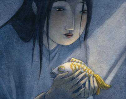 Princess and The Golden Fish