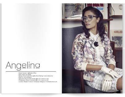 Retouching - Angelina