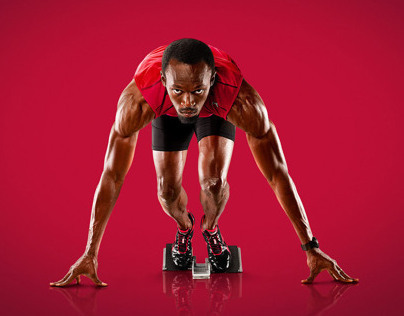 Usain Bolt for NISSAN