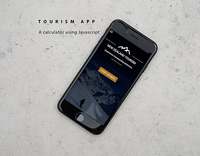 Tourism App for mobile device using Javascript & JQuery