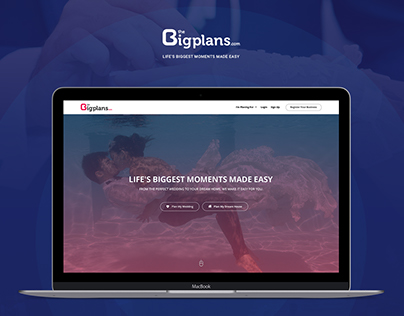 The BigPlans