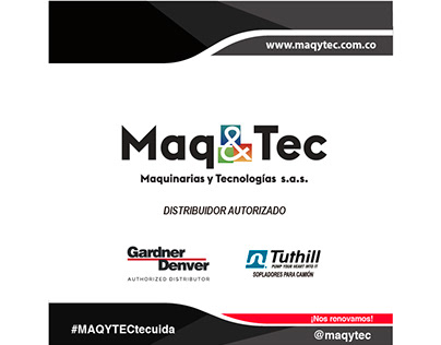 Maq&Tec_Community Manager and graphics