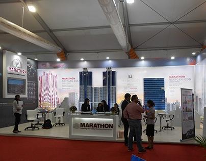 Marathon stall Design