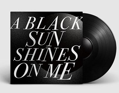 a black sun shines on me EP by muqdisho