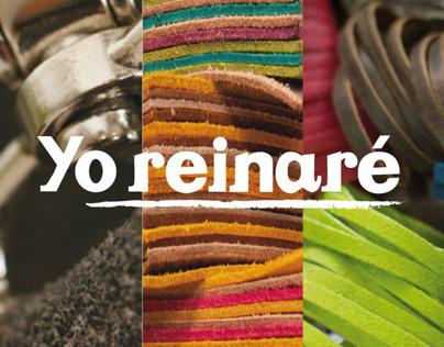 Corporate design -Yo Reinaré-