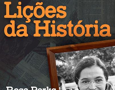 Lições da História (post carrossel)