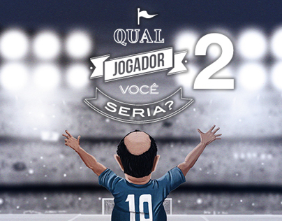 Caricaturas Soccer Player