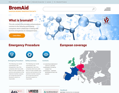 BromAid New Website