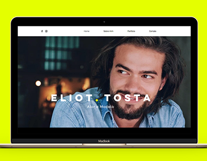 Eliot Tosta - Ator | Website