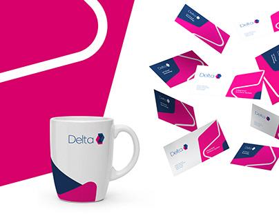 Delta Logo Identity