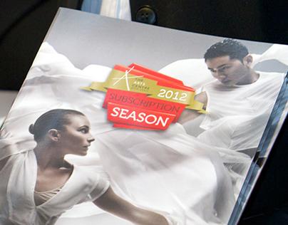 2012 Suscription Season Campaign