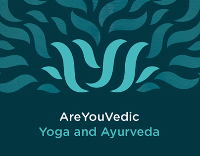 AreYouVedic Yoga and Ayurveda Branding