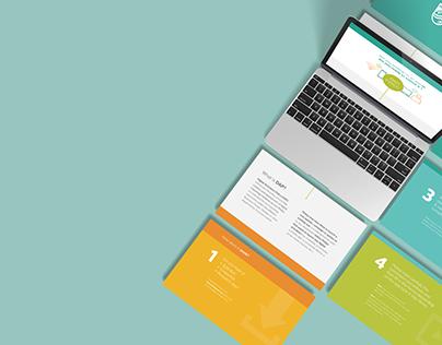 Philips Web Design Graphic Design