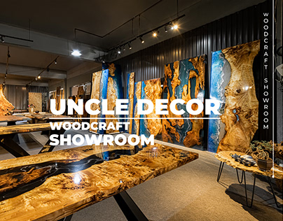 Woodcraft Showroom | Uncle Decor | Photography