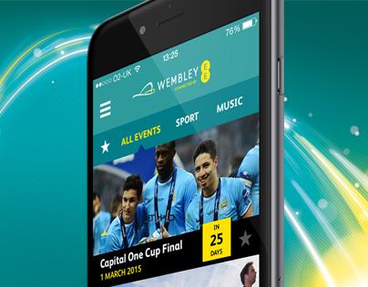 Wembley Stadium iPhone App