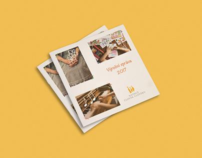 Nadace člověk člověku | prints design 2018