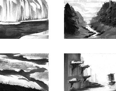 Monochrome Studies