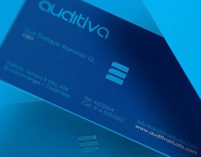 Brand Development AUDITIVA