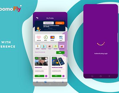 Native Mobile App Design - B1