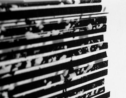 Keith Jarrett Album covers & Exhibition Interior