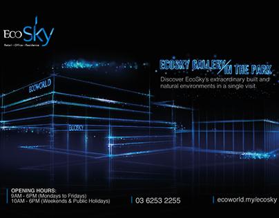Postcard : EcoSky Gallery