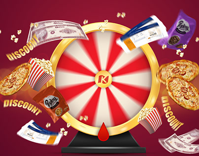 Spin & win online post