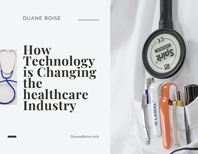 How Technology is Changing the Healthcare Industry