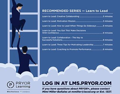 Pryor Learning Designs