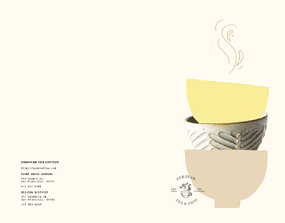 Samovar Tea Lounge_Promotional Campaign