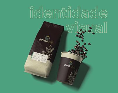 Jambú Café - Identidade Visual