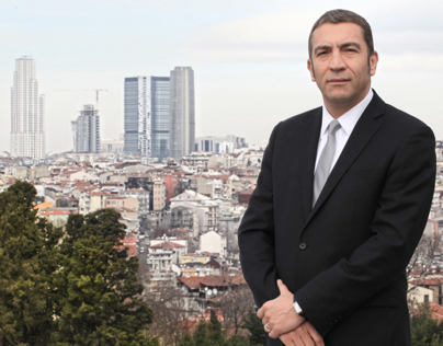 Ali Zafer Yavan. General Secretary at TÜSIAD, Istanbul.