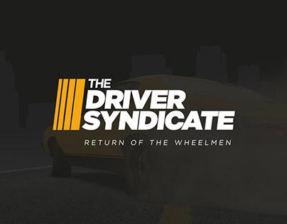 Projeto de Identidade Visual - The Driver Syndicate