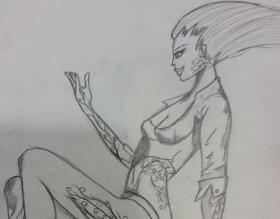 Poison Ivy - Arkham Origins