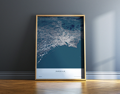 UEFA Euro 2016 - City Maps