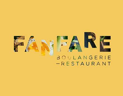 Fanfare - Branding & Social Media